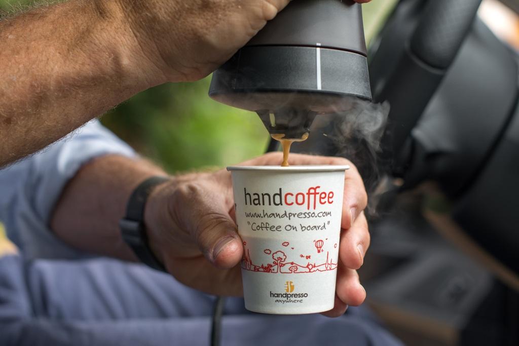 Handcoffee Auto
