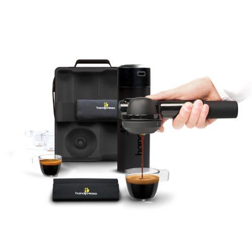 Handpresso Outdoorset Zwart