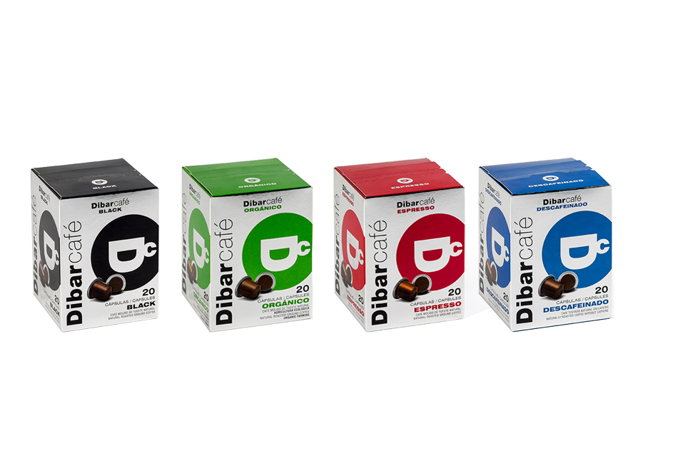 Dibarcafe capsules