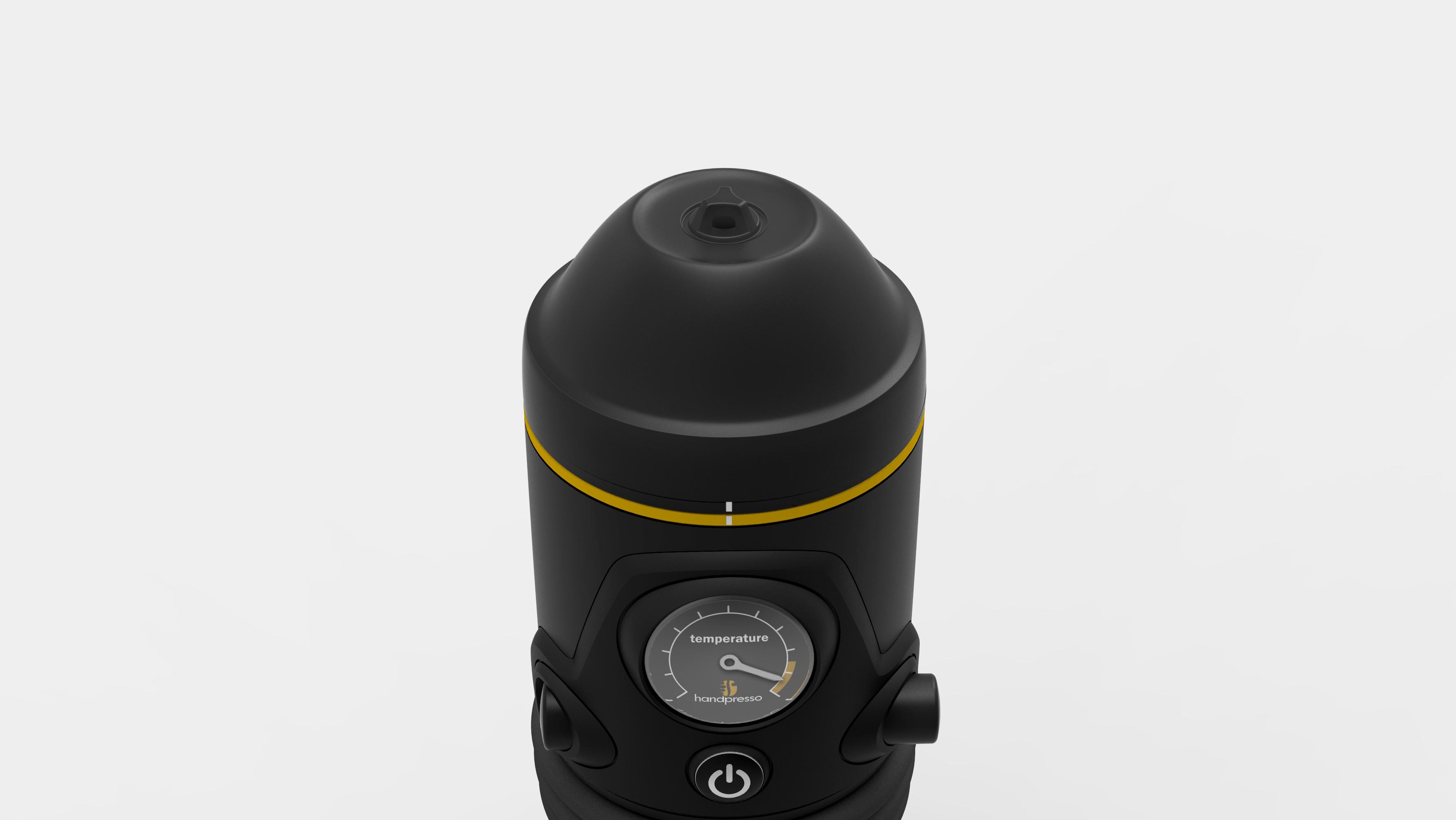 Handpresso Auto ESE gemalen koffie adapter