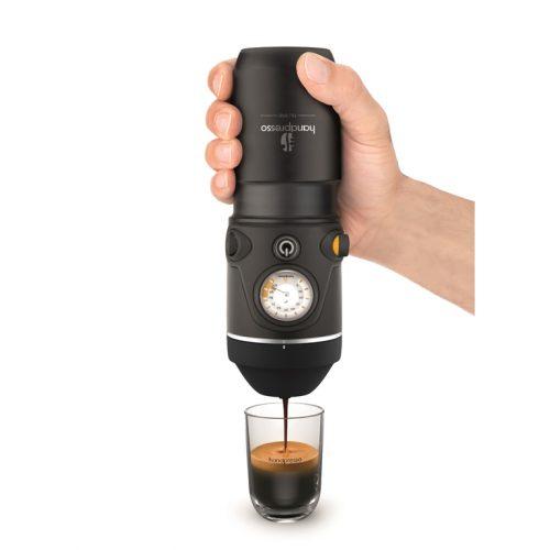 Handpresso Auto intense filter gemalen koffie met hand