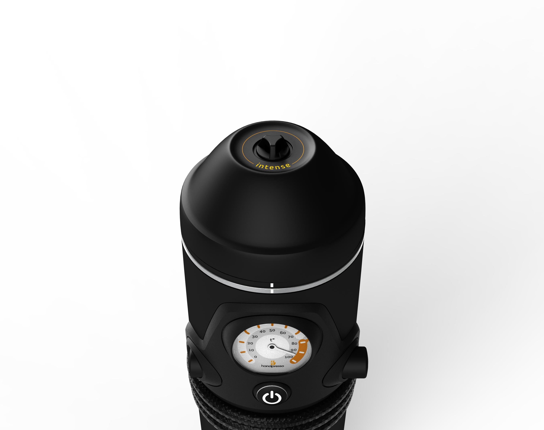 Handpresso Auto intense filter gemalen koffie
