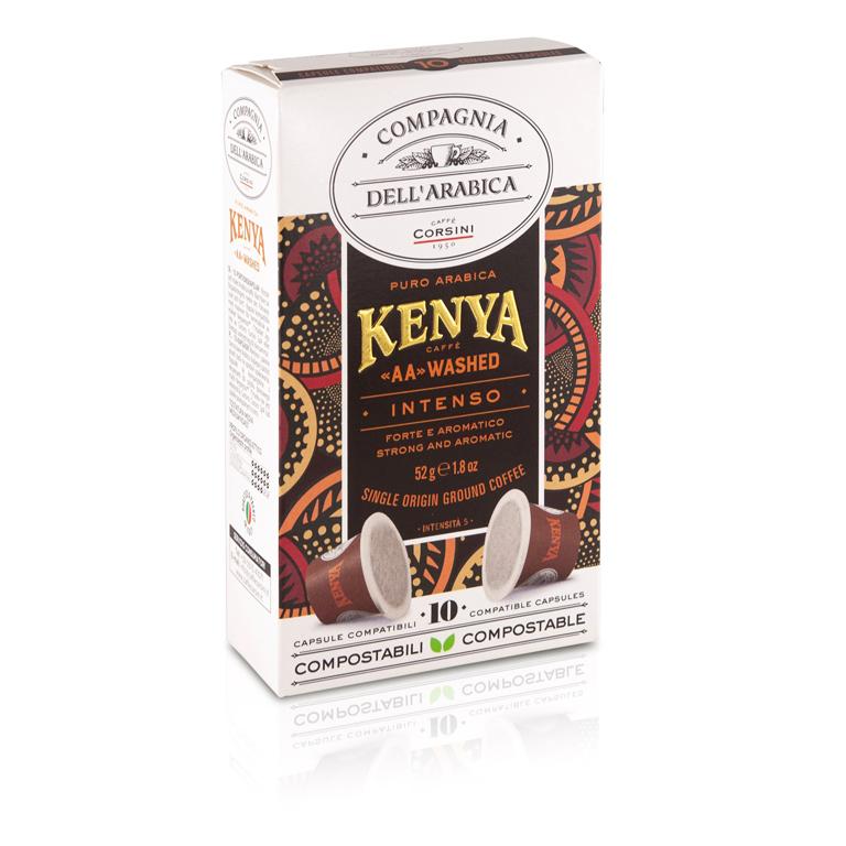 compagnia dellarabica capsules kenya